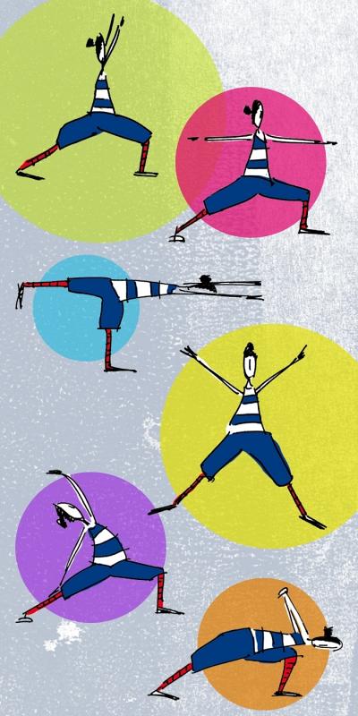 Meine Helden Hej Yoga